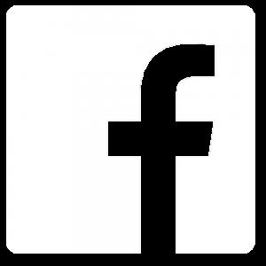 facebook logo white