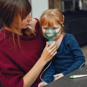 oxygen mask kid